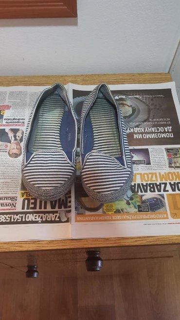 Ženska obuća | Majdanpek: Espadrili br.40,bez ostecenja