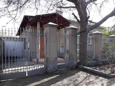 Продам дом р-н Московская-Интергельпо. Два кирпичных дома (200 м. кв в Бишкек