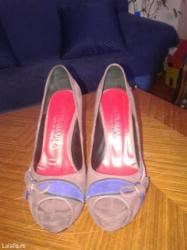 Zenske cipele iz luxemburga,ne odgovara broj. Nove broj 37 kozne - Pancevo