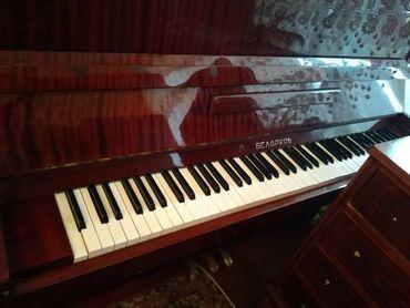 Belarus pianino