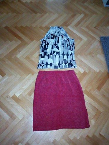 suknja Br. 42, bez ostecenja i fleka duzina 59 cm,  sirina kod kukova  - Nis