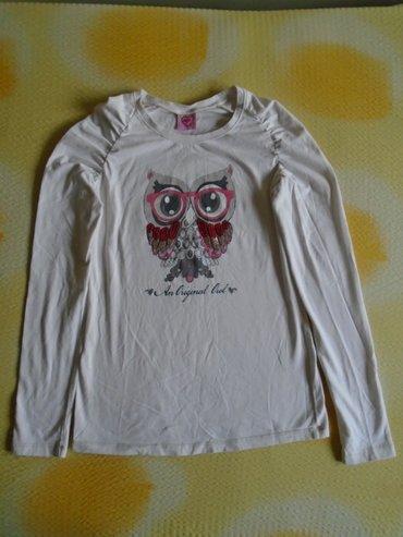 Polovna, majica za devojčice, veličine 14, kupljena u dečjem butiku - Beograd - slika 3