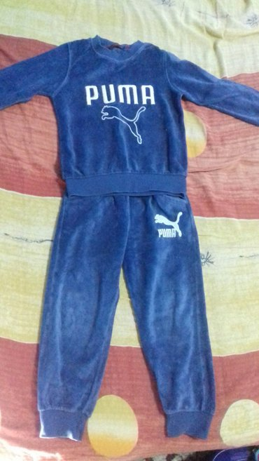Garderoba za dečake vel.4 Plišana trenerka Termo pantalone Farmerke - Krusevac