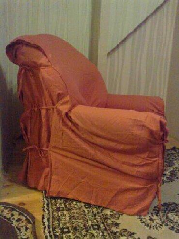 ремонт офисных кресел в Азербайджан: Покрывало для кресел за 20 мае. желающие могут купить и кресла тоже