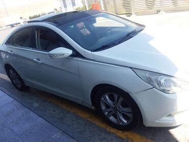 Nəqliyyat Salyanda: Hyundai Sonata 2.4 l. 2010 | 2400 km