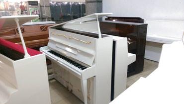 Bakı şəhərində Pianinoların zəmanətlə satışı