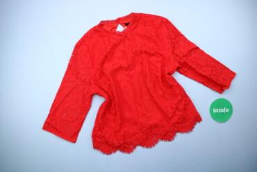 1537 объявлений: Жіноча мереживна блуза H&M р. XS    Довжина: 52 см Ширина плечей