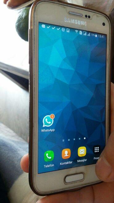 Samsung s 5 - Azərbaycan: Samsung s 5 mini prablemi yoxdu karobkasıda var barter də olur belə