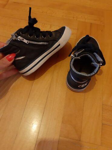CICIBAN kozne cipele za decake, velicina 23. U dobrom stanju