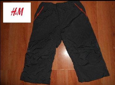 Ski pantalone H&M vel. 1-2 kao nove - Belgrade
