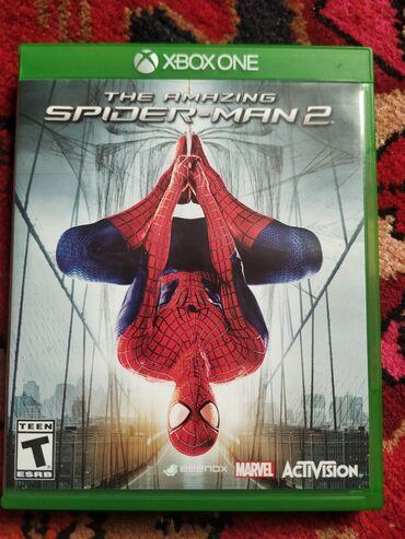 one plus one - Azərbaycan: Xbox one Spider Man 2