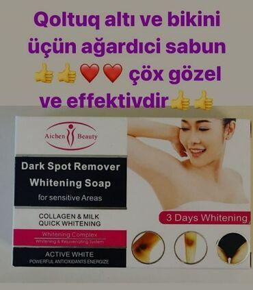 Orginal ağardıcı sabun