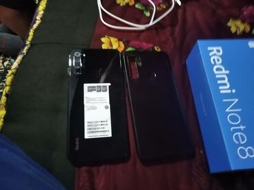 Электроника в Беловодское: Новый Xiaomi Redmi Note 8 64 ГБ Черный
