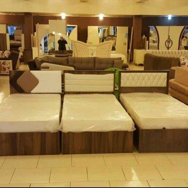 Xırdalan şəhərində Tek yataq catdirilma ve qurasdirilma matras hediyye