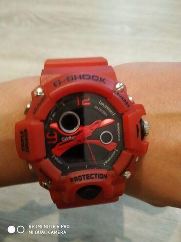 39 elan   ŞƏXSI ƏŞYALAR: Batereykası yoxdur G-Shock markasıdı aşağı yeri var