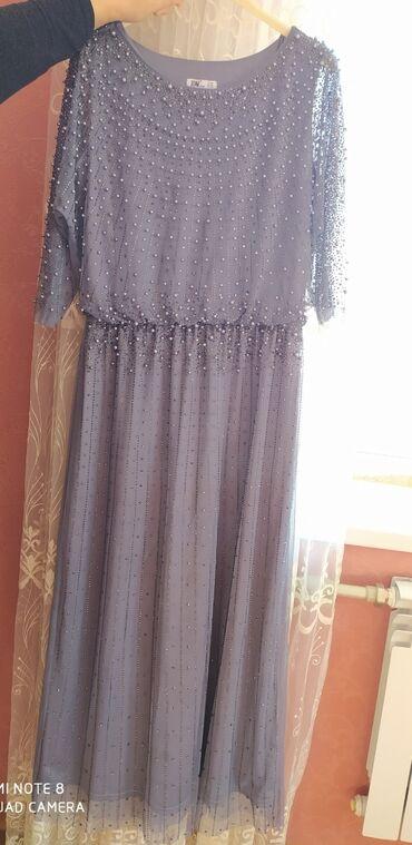 Шикарное турецкое платье размер ( тур 44) (ru 50). Одели один раз на с