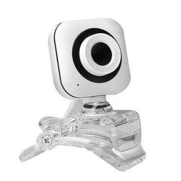 веб камера без микрофона в Кыргызстан: ВЕБ КАМЕРА V4 360 ° Вращение HD, USB, AF Автофокус, встроенный шумо