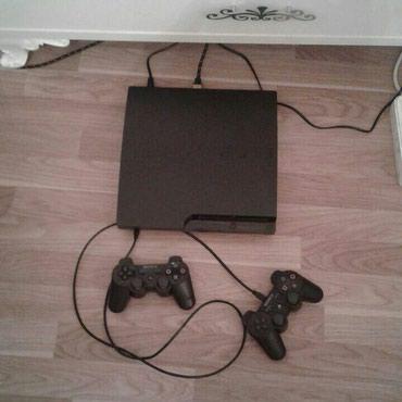 Bakı şəhərində Playstation 3 slim..Teze kimidi..Az islenmis mallardi..Hec bir problem