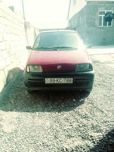 Fiat Azərbaycanda: Fiat Cinquecento 1 l. 1995 | 216401 km