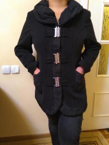 утепленное пальто в Кыргызстан: Продаю кашемировое пальто,внутри утеплённый подклад, производства