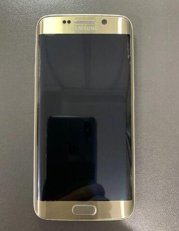 Б/у Samsung Galaxy S6 Edge 32 ГБ Золотой