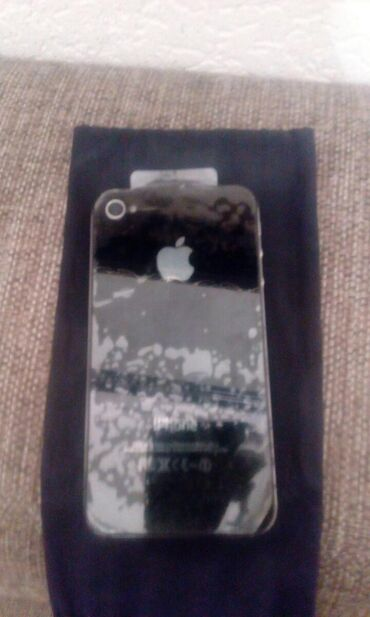 iphone 4 telefonunu al - Azərbaycan: İşlənmiş iPhone 4S Qara