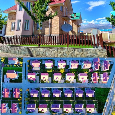 Продаю коттедж 220кв.м в действующем в Бишкек