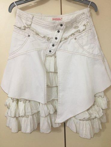 Zenska suknja,nova,sa cipkom. 36 velicina - Kragujevac