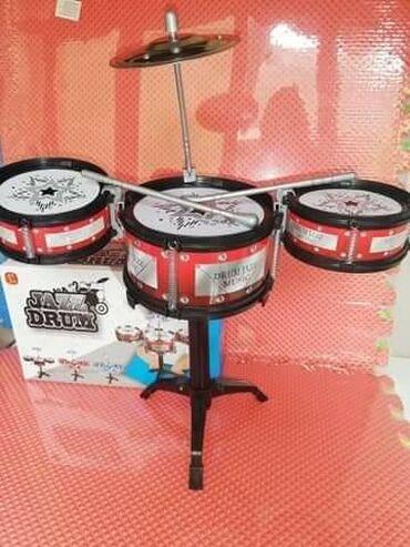 Bubnjevi   Srbija: Bubanj za klince.  Cena 2100