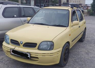 Nissan March 1 л. 1998