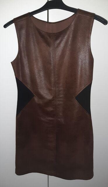 Denis brown - Srbija: Prelepa mini haljina. NOVA, nenošena. Šivena kod profesionalne