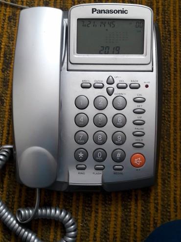 """Телефон - Кыргызстан: Телефон """"Panasonic"""", в отличном состоянии"""