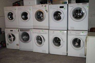 Продаем стиральные машины (автомат) Б/У в очень хорошем состоянии.  в Баетов