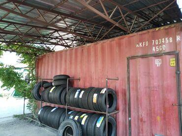 вулканизация оборудование в Кыргызстан: Продаю 20тонный контейнер с оборудованием-вулканизация.Обшитый и