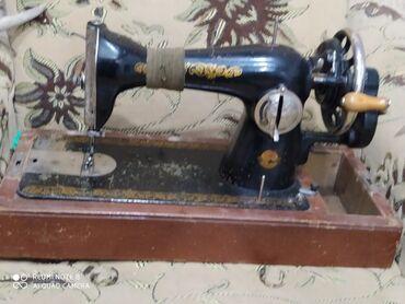 Швейная машинка в хорошем состоянии . Мы находимся в 12 микрараене