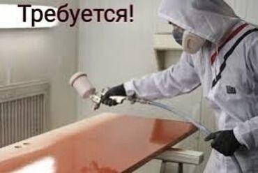 Работа - Ленинское: Плотник, мебельщик. С опытом. Полный рабочий день