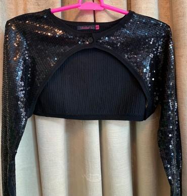 женское платье размер 46 48 в Кыргызстан: Одежда Болеро с паетками размер 46 - 48 -новая вещь