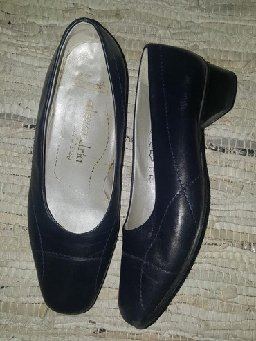 Kozne cipele Vero guccio iz Svajcarske bez ostecenja 24cm gaziste - Jagodina