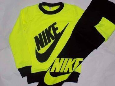 Paket odeće - Krusevac: Nike kompletići 1.550din Dostupne veličine Žuta 8,12 Narandžasta 10