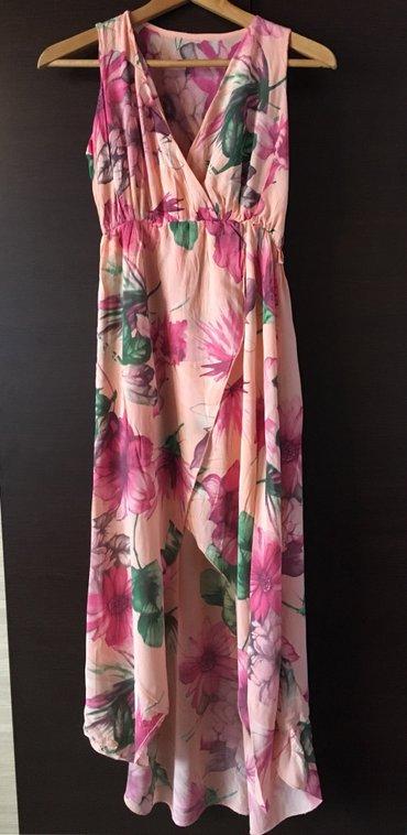 Haljine | Majdanpek: Prelepa lagana letnja haljina velicine m/l. Nova je. Cena 1500din