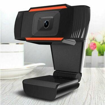 Веб камера USB для обучения сетевая HD- 720P с микрофоном А870Основная