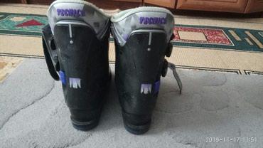 Продаю детские лыжные ботинки 37 размер , производство Италия в Беловодское