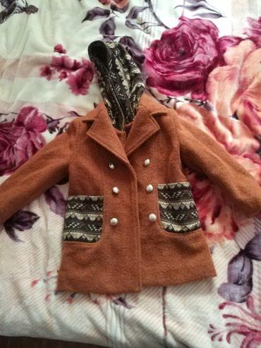 Демисезонное пальто для мальчика в Бишкек
