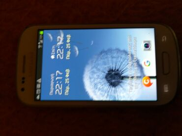 Samsung Galaxy S3 Mini | 16 GB | Άσπρο | Μεταχειρισμένο
