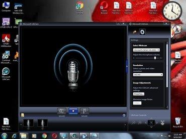 Web kamera sa mikrofonom vx-3000 ispravna - Zrenjanin