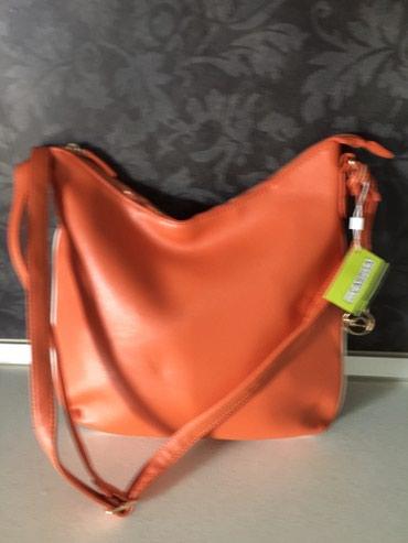 Carpisa ,narandzasta torba,nova - Pancevo