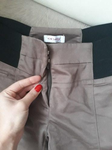 Pantalone-jako - Srbija: Orsay bež zenske pantalone,jako udobne i kvalitetne. bez