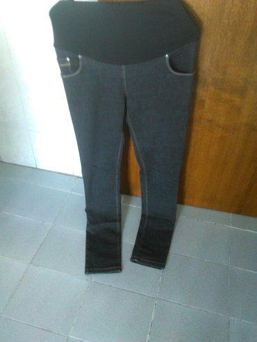 Potpuno nove trudnicke pantalone uz nogu, jako lepo stoje. - Vranje
