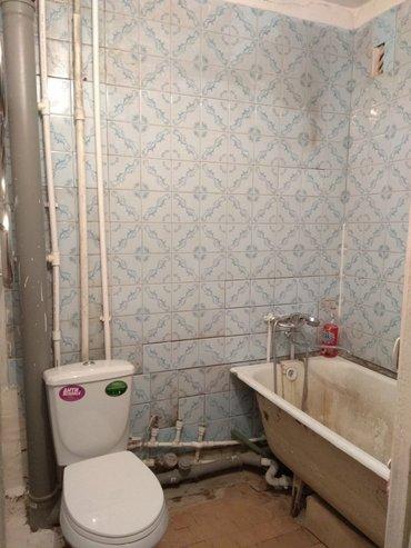 Срочно продаю 2 ком квартиру  5 мкр 3 из 5 не угловая хорошее в Бишкек