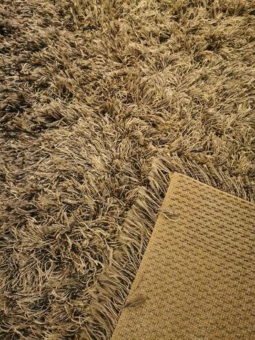 Kućni dekor - Obrenovac: Cupavi tepih 160x230 kao nov